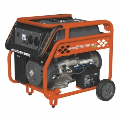 Generador 6,8kw 4t Manual Gladiator Ge87500e/50hz