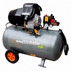 Compresor 100lts 3 Hp 340lt/min Gladiator Gli1100.2