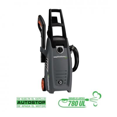 Hidrolavadora 1600w 130bar 6 Lmin Gladiator Hl8000-220m