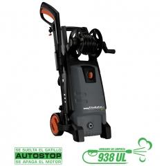 Hidrolavadora Gladiator Hl 8140 140bar 1800w