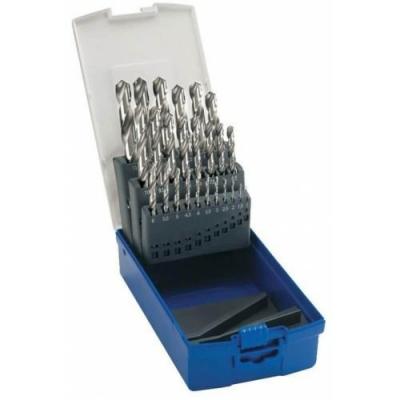 Juego De Mechas Ar Caja Lenox-twill 19pc (1-10mm) Tb14893