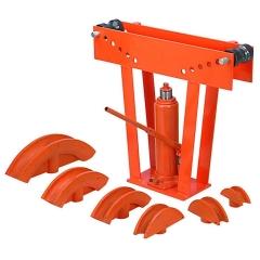 Dobladora Hidraulica De Mesa Para Caños Galvanizados 12 Ton. 1/2