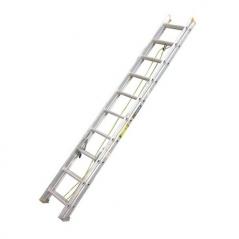 Escalera Extensible Aluminio 10+10 6 Mts