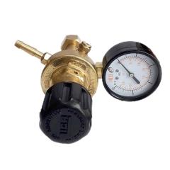 Válvula Reguladora Para Gas Carbonico Cervecera C/ 1 Manómetro