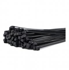 Precinto Nylon Negro Pesado 300 X 7,2 X100 Unid