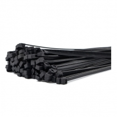 Precinto Nylon Negro Pesado 350 X 7,2 X100 Unid