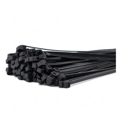 Precinto Nylon Negro Pesado 400 X 7,2 X100 Unid