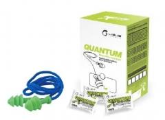 Protector Auditivo Endoaural Trialetado Quantum Libus 900473