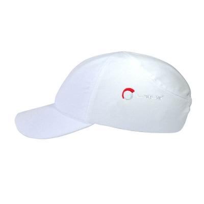 Gorra Blanca Con Casquete Plastico Libus 901441