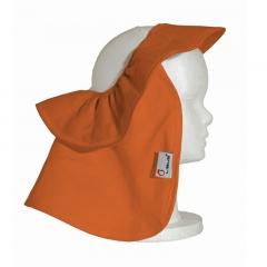 Cobertor Rigido Para Sombrero. Naranja. Libus 901741