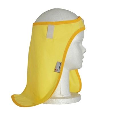 Sombra Para Casco Amarilla Libus 901749