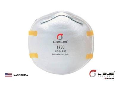 Mascarilla Libus N95 1730 Libus 901798