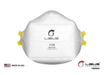 Mascarilla N95 Plegable 2130c Libus 901801