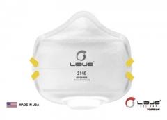 Mascarilla R95 Plegable 2140c C/valvula Libus 901803