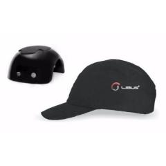 Gorra Negra Con Casquete Plastico Libus 901850