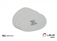 Filtro Particulas P95 P/cartucho Resp. L-9000 Libus 901913