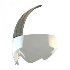 Visor Para Casco Milenium Transparente Libus 902517