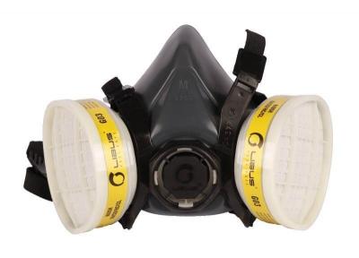 Semimascara Libus Serie 9050 Media Cara 9250e De Silicona