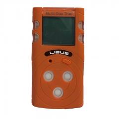 Detector Multigas Portatil Mgt-p O2-co-h2s-lel Libus 904292