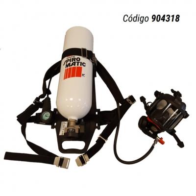Equipo Autonomo Libus Scba Spiromatic 904318