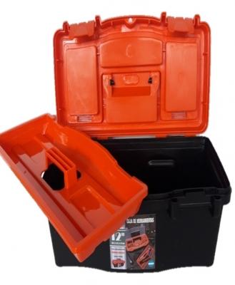 Caja De Herramientas Plastica 12
