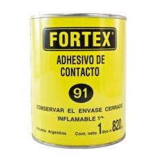 Adhesivo De Contacto Nº91   1 Lt