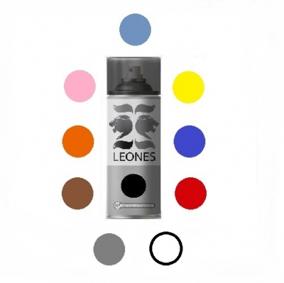 Esmalte Duo En Aerosol Negro Brillante 237ml