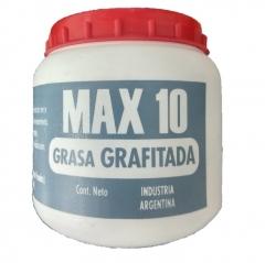 Grasa Grafitada Envase De 250 Grs.