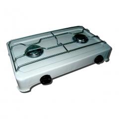Anafe 2 Hornallas C/robinete Gas Natural