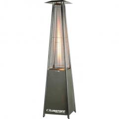 Calefactor De Exterior Color Bronce Lusqtoff Jk-1010b