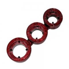 Terraja P/pvc De 1 ¼ A 2 Nº10 Aluminio