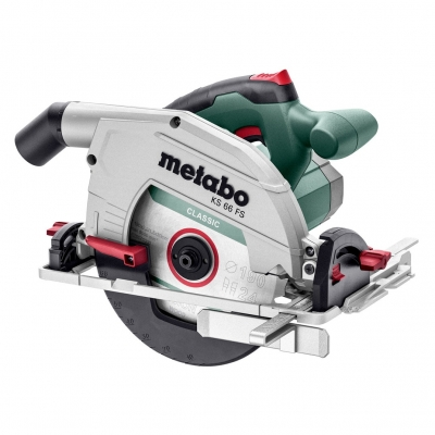 Sierra Circular  1500w 190x30mm Metabo Ks 66 Fs