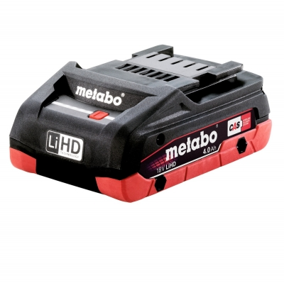 Batería 18 V 4.0 Ah Li Power Metabo Lihd 4.0   (625367000)