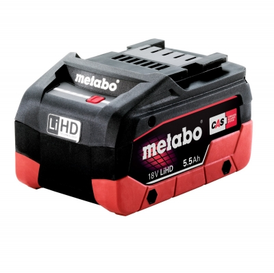 Batería 18 V 5.5 Ah Li Power Metabo Lihd 5.5   (625368000)