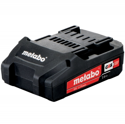 Batería 18 V 2.0 Ah Li Power Metabo Lihd 2.0   (625596000)
