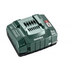 Cargador Para Baterías Li-ion Y Lihd (14,4v-36v) Metabo Asc 145   (627378000)