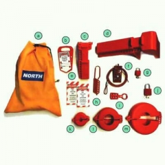 Kit De Bloqueo Mecanico Para Valvulas. 15 Elementos