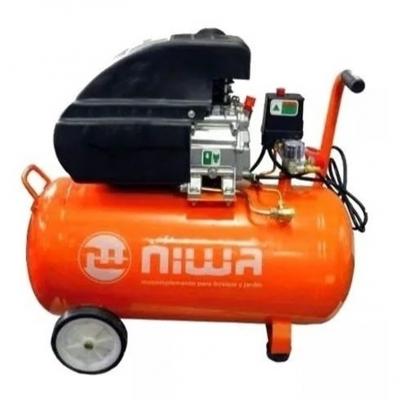 Compresor 100lts 2hp Bicilindrico Monof. (acw100) 1020260
