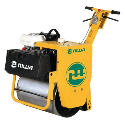 Rodillo Niwa Rolnw-641 6,5hp 266kg 600mm Autopropulsado