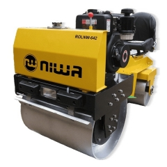 Rodillo Niwa Rolnw-642 13hp 750kg Doble Rodillo