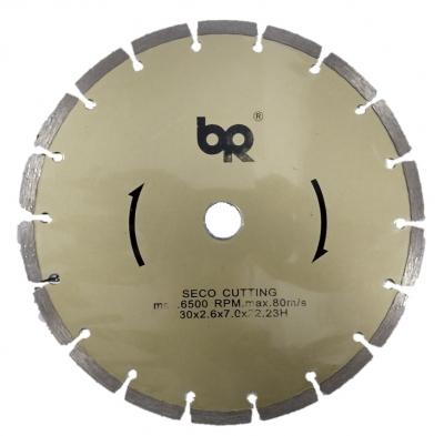 Disco De Widia Br Segmentado 230mm