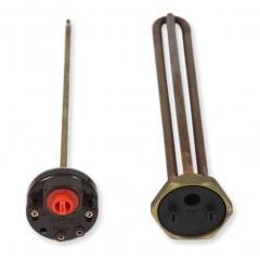 Resistecia P/termotanque Cobre 30cm 1500w C/termica