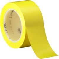 Cinta Demarcatoria Amarilla 50mm X 20mts