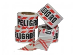Rollo Cinta Peligro X 200mts