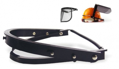 Soporte De Aluminio Para Facial A Cascos Fravida Y Sylens   Promaxx