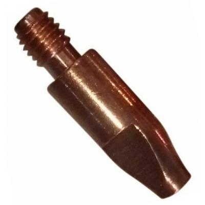 Boquilla De Contacto M6x28 0,9mm Bz Para Pistola De Soldadura Abicor Binzel