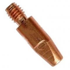 Boquilla De Contacto M6x28 0.8mm Bz Para Pistola De Soldadura Abicor Binzel