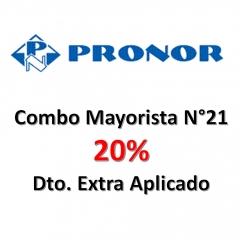 Combo Mayorista Pronor-nº 21