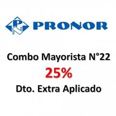 Combo Mayorista Pronor-nº 22