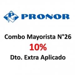 Combo Mayorista Pronor-nº 26